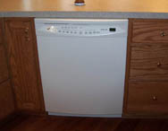 Appliance fitment including ovens, cooktopsm rangehoods, dishwashers and refrigerators