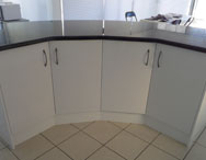 Custom alterations and additional benchtops and cabinets matched to your decor