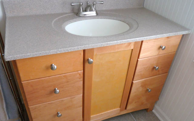 Enahnce Your Bathroom With A New Or Refurbished Vanity